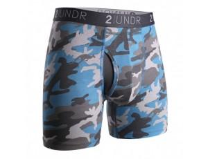 Golfkleding heren - kopen - 2UNDR Swingshift Underwear print