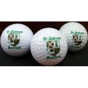 Golfaccessoires - Golfballen -  kopen - 3 golfballen st. Andrews