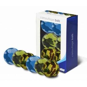 Golfaccessoires - Golfballen -  kopen - Camouflage golfballen – 6 stuks