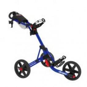 Golftassen - Golftrolleys - kopen - Clicgear 3.5 3-wiel Trolley Blauw