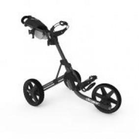 Golftassen - Golftrolleys - kopen - Clicgear 3.5 3-wiel Trolley Mat Zwart