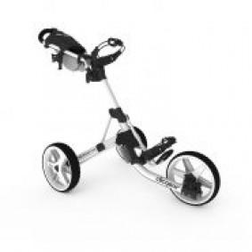 Golftassen - Golftrolleys - kopen - Clicgear 3.5 3-wiel Trolley Wit