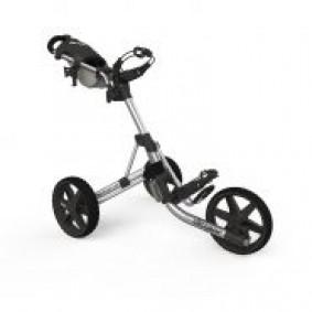 Golftassen - Golftrolleys - kopen - Clicgear 3.5 3-wiel Trolley Zilver