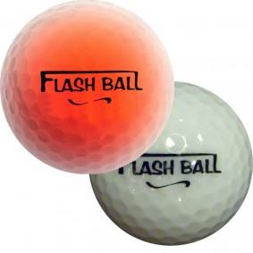 Golfaccessoires - Golfballen -  kopen - Flash golfballen – 2 stuks