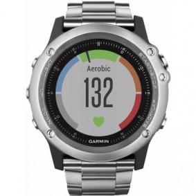 Golfhorloges - kopen - Garmin Fenix 3 HR Titanium Polsband