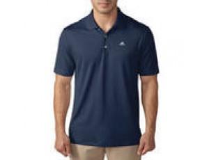 Golfkleding -  kopen - Adidas Golfpolo voor heren Adidas blauw