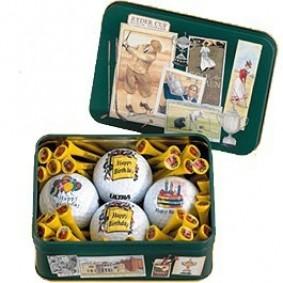 Golf verjaardagscadeaus - Golfcadeaus - kopen - Happy Birthday Golfbox