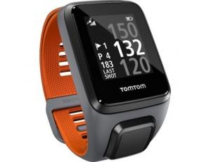 Golfhorloges - kopen - TomTom Golfer 2 SE Grijs/Oranje
