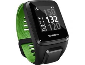 Golfhorloges - kopen - TomTom Golfer 2 SE Zwart/Groen