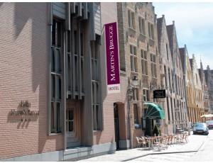 België - Golfvakanties Europa - kopen - Hotel Martin's Brugge*** – Shortbreak 1