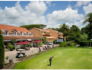 Frankrijk - Golfvakanties Europa - kopen - Golf Hotel Valescure**** – Weekpakket