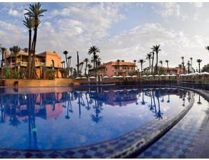 Golfvakanties buiten Europa - Marokko - kopen - Hotel Palmeraie Palace***** – Shortbreak