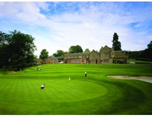 Golfvakanties Europa - Schotland - kopen - Murrayshall House Hotel**** – Weekpakket
