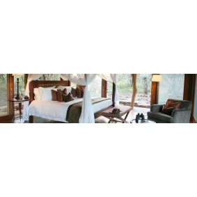 Golfvakanties buiten Europa - Zuid-Afrika - kopen - Pumba Private Game Reserve Bush Lodge