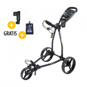 Golftassen - Golftrolleys - kopen - Big Max Blade + Trolley