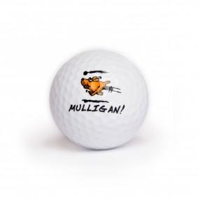 Golfaccessoires - Golfballen -  kopen - Cadeaubal Mulligan