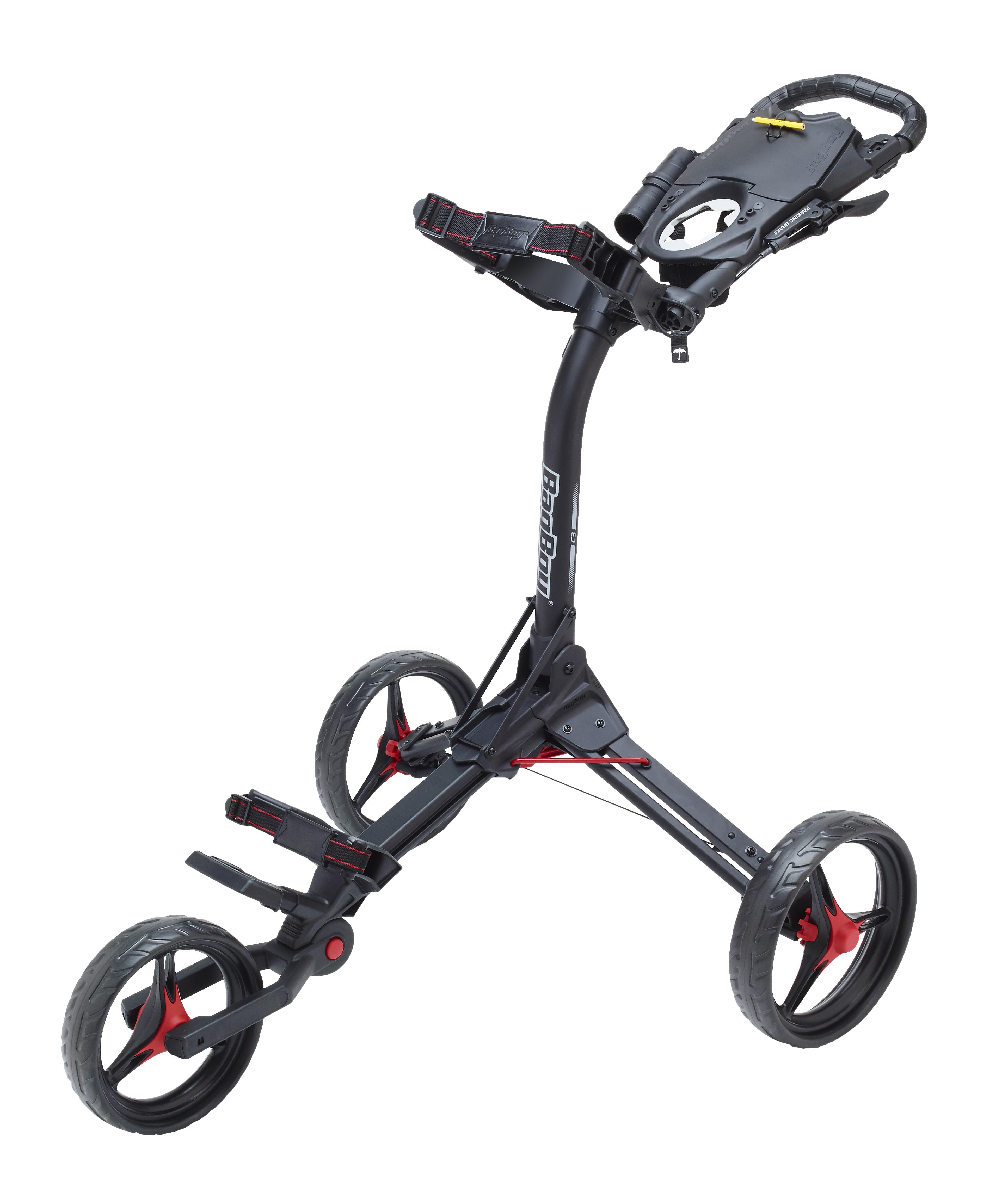 Golftassen - Golftrolleys - kopen - Bagboy Compact 3 – 2016